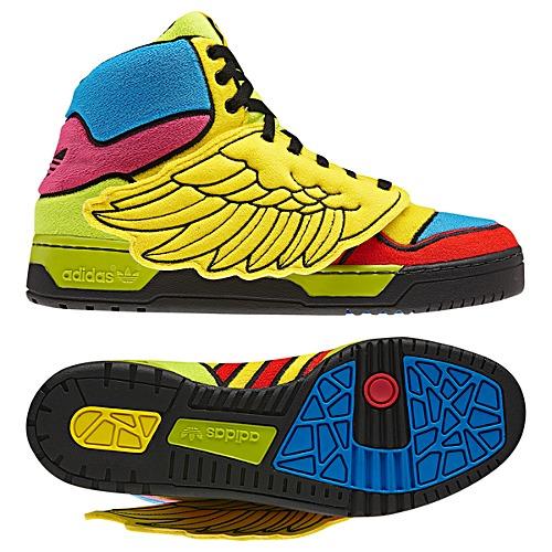 Jeremy Scott Adidas Wings 1.0