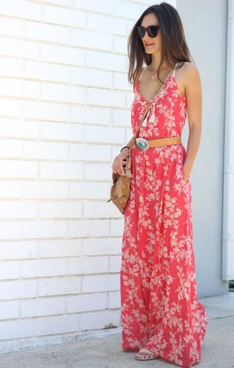 frankie hearts fashion blogger dress belt
