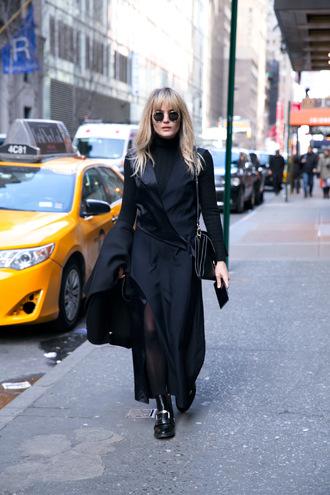 brooke testoni blogger dress black dress