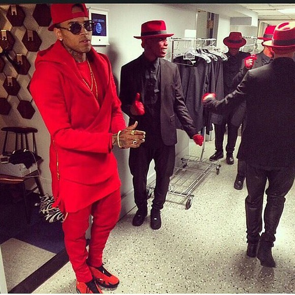 hood swag chris brown dope zipper menswear