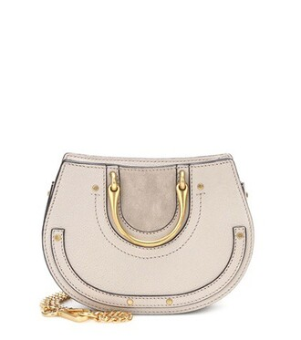 belt bag mini bag grey