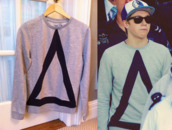 sweater,niall horan,clothes