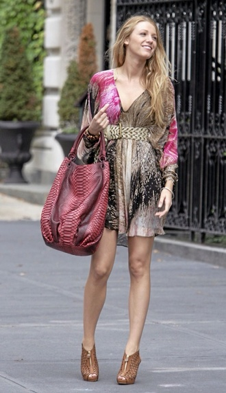 dress serena van der woodsen blake lively gossip girl