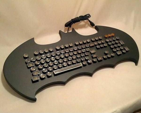home accessory computer keyboard batman keyboard batman symbol batman symbol keyboard keyboard computer accessory batman bat signal