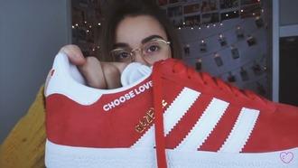 shoes chooselove givelove everysingleday limitededition adidas manchester united football