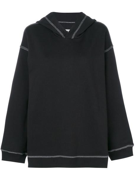Mm6 Maison Margiela sweater women cotton black