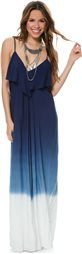 Swell tidal wave flutter top maxi dress > womens > clothing > dresses
