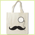 Bag - Mustache & Monocle (SO12) - World Wonders - Wholesale Distributors of unique Toys, Gifts and Novelties
