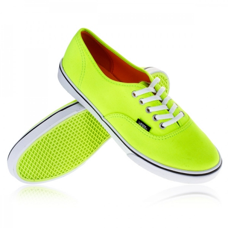 f9073e9c2342b5 Vans - U Authentic LO PRO (Neon) - Green · TwoTip