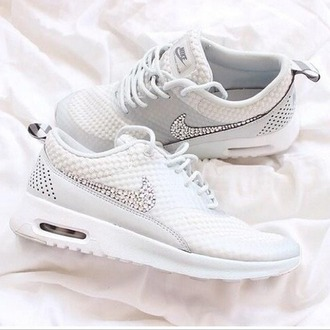 shoes nike shoes white shoes grey shoes