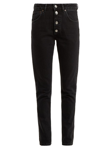 Balenciaga jeans black