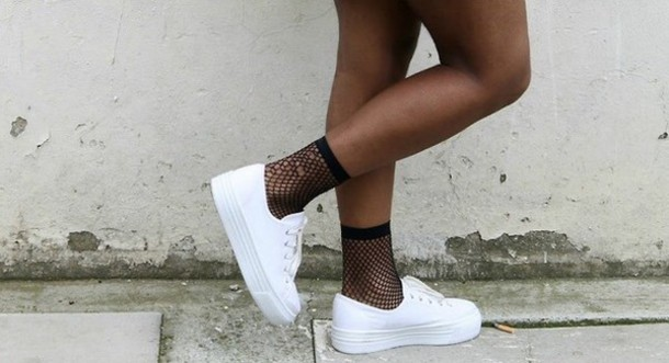 shoes white sneakers platform shoes