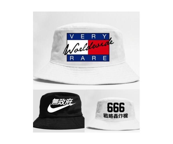 No diggity bucket hat