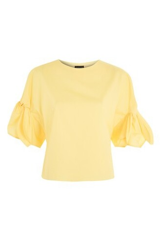 top bow yellow