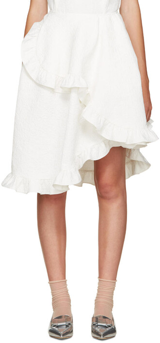 skirt wrap skirt