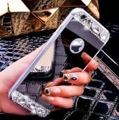 phone cover,mirror iphone case