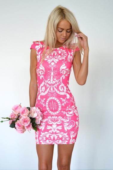 FELINE DRESS - MISSHOLLY