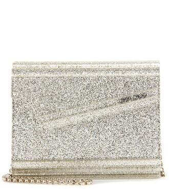 candy clutch metallic bag