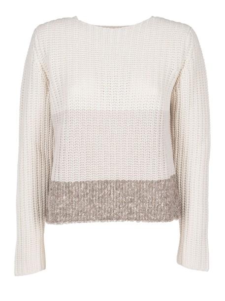 Fabiana Filippi jumper brown sweater