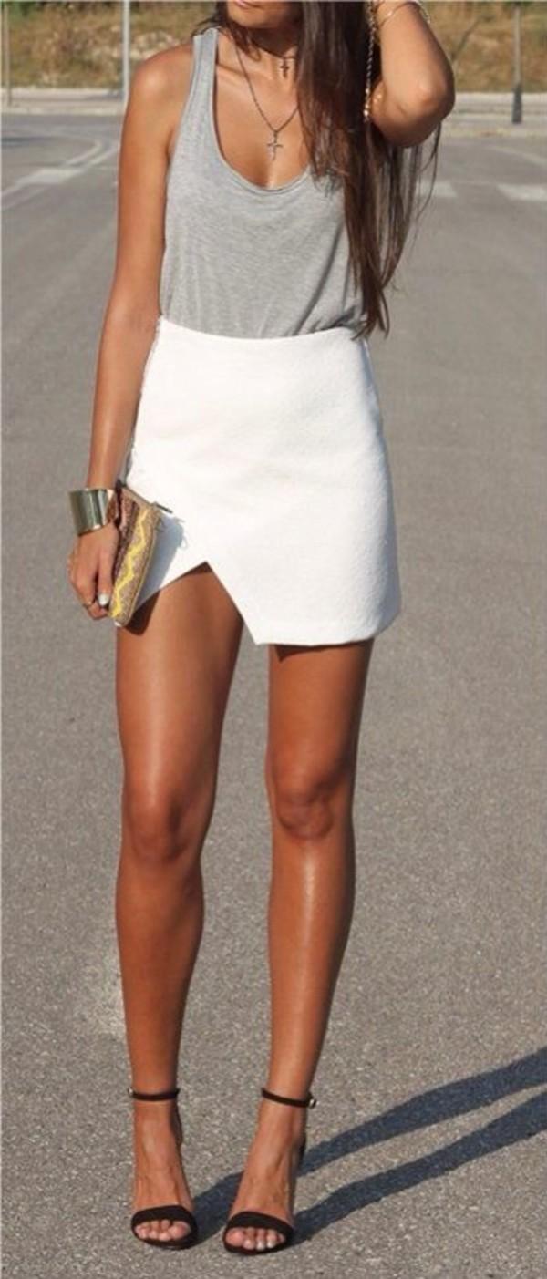 Summer Mini Skirt 48