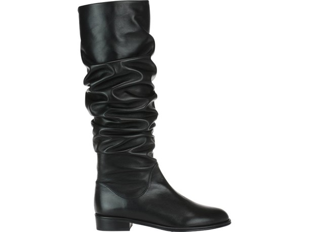 STUART WEITZMAN boot black shoes