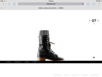 shoes chanel price black