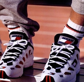 shoes tommy hilfiger nike air style