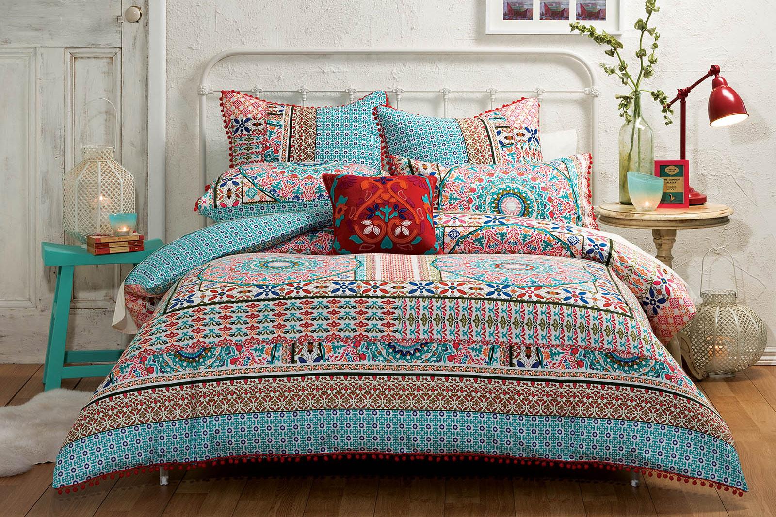 boho bedding: Shop for boho bedding on Wheretoget