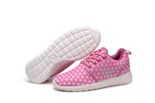shoes nike roshe run pink nike roshe run