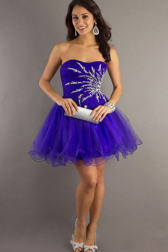 dress violet blue sun glitter design beautiful hot purple dress blue dress prom dress frilly trendy