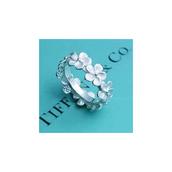 tiffany,tiffany&co,flowers,ring,mini,jewels