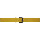 belt,suede,yellow