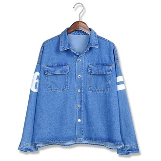 korea korean fashion shirt top blouse mcclaugherty manila philippines koreanfashion asianfashion denimtop denimtops denimblouse denimblouses denim
