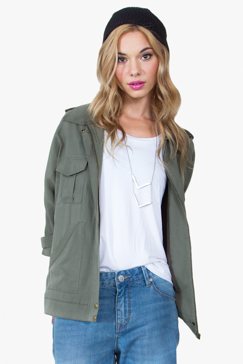 Safari land jacket · trendyish · online store powered by storenvy