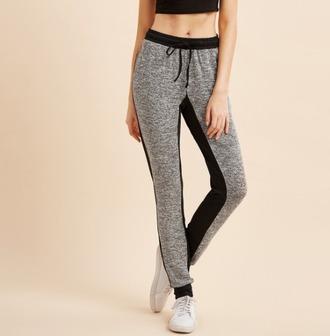 pants joggers joggers pants grey black