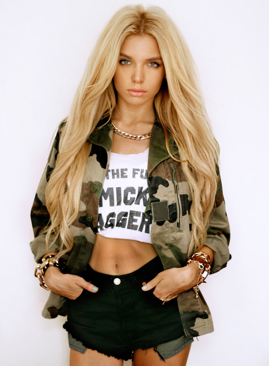 Women's Camo Jacket Green