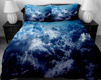 Popular items for cloud bedding on Etsy