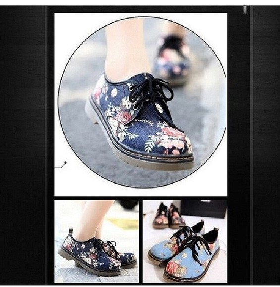 pink rose floral cute flower shoes pretty beautiful kawaii retro vintage must have colorful indie summer hippie blue black red spring style