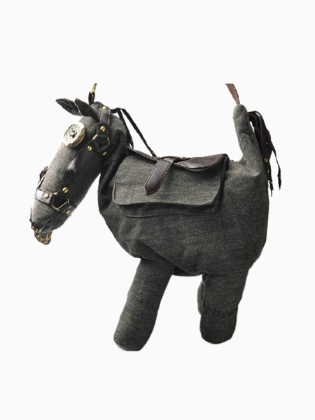 Across Body Bag with Horse Type | Choies