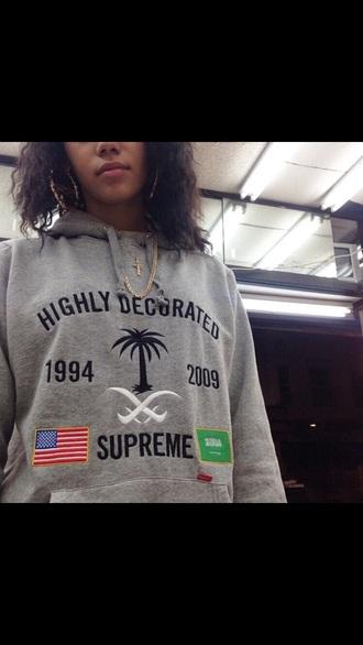 sweater grey america