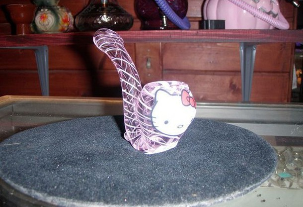 home accessory pipe hello kitty hello kitty pipe pipe