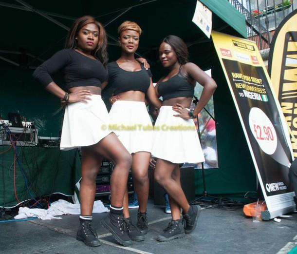 skirt d3dancers