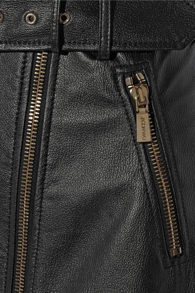 Jason Wu|Textured-leather pencil skirt|NET-A-PORTER.COM