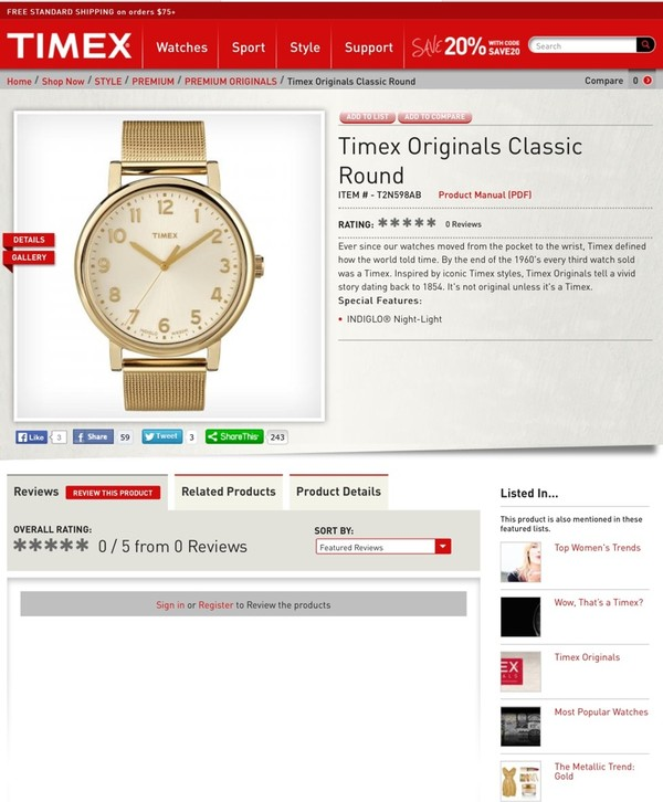 jewels watch timex gold watch