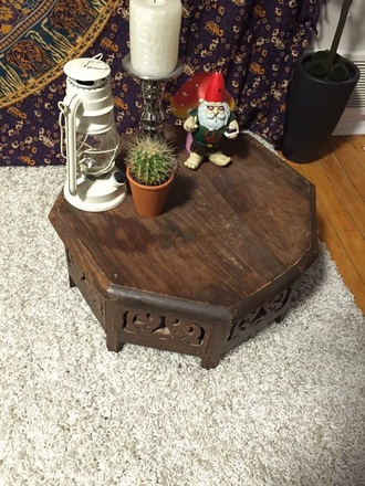 home accessory table bedroom boho bedroom wood bedside table