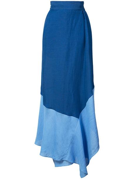 Dvf Diane Von Furstenberg skirt women blue