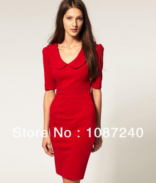 New 2014 elegant girl dress novelty women winter dresses | Amazing Shoes UK