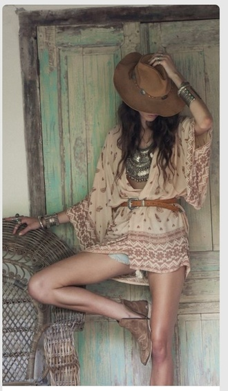 jacket bohemian patterened casual style bikini top tassels aztec beaut summer jewels kimono gypsy fashion boho beige