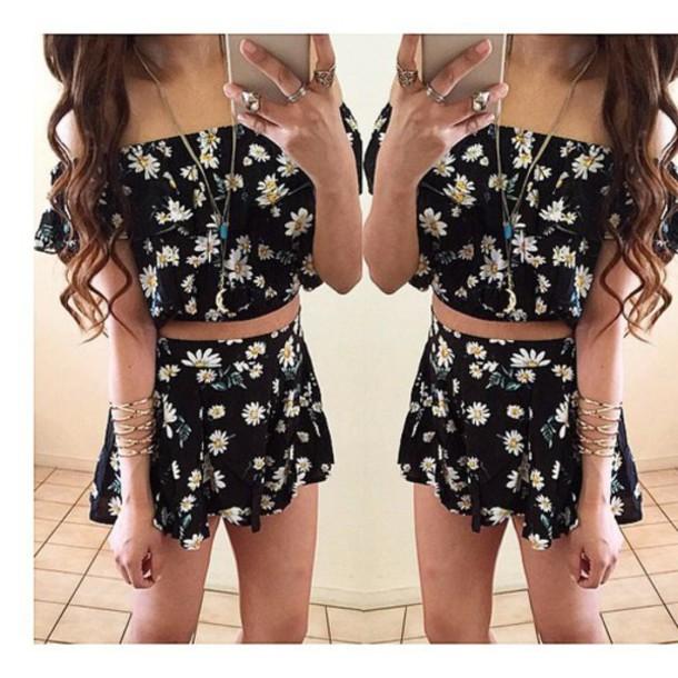 jumpsuit dress shirt shorts