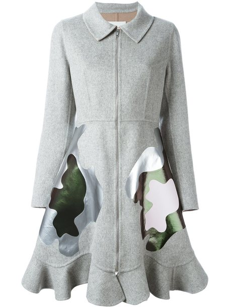 coat fashion clothes farfetch dress